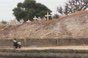 Cimetière mixte sur l'île de Joal-Fadiouth