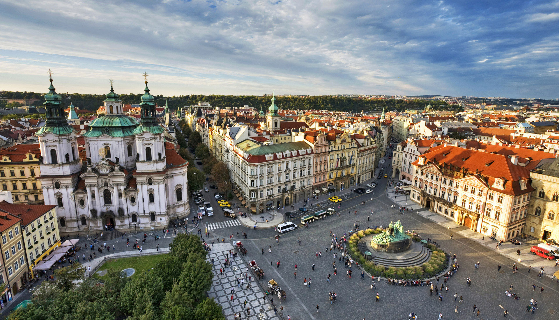 Transfert Aeroport Prague Hotel