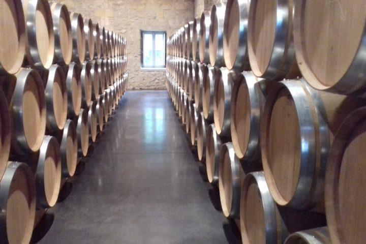 Château viticole adapté PMR