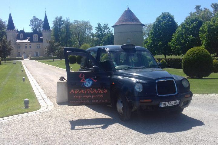Visite château - Haut-Médoc